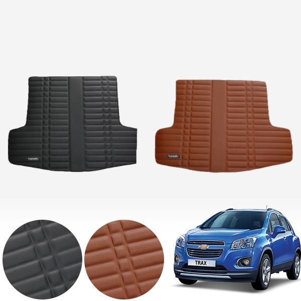 트랙스 가죽 트렁크 매트 PMR-007 cs03030 차량용품