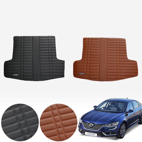 SM6 가죽 트렁크 매트 PMR-007 cs05013 차량용품