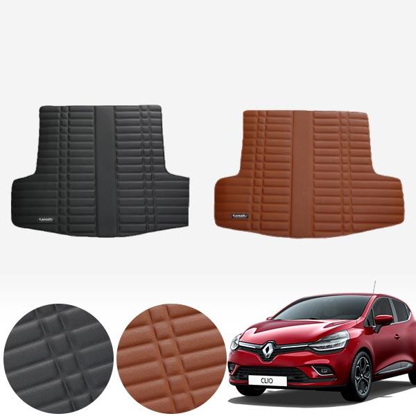 클리오 가죽 트렁크 매트 PMR-007 cs05015 차량용품