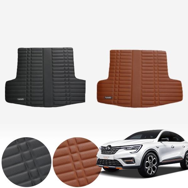 XM3 (데크있음) 가죽 트렁크 매트 PMR-007 cs05017 차량용품