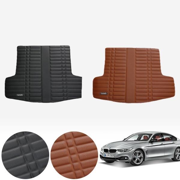 F32 쿠페 (14~20) 가죽 트렁크 매트 PMR-007 cs06006 차량용품