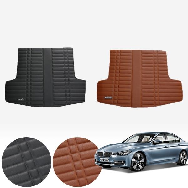 F30 (12~18) 가죽 트렁크 매트 PMR-007 cs06038 차량용품