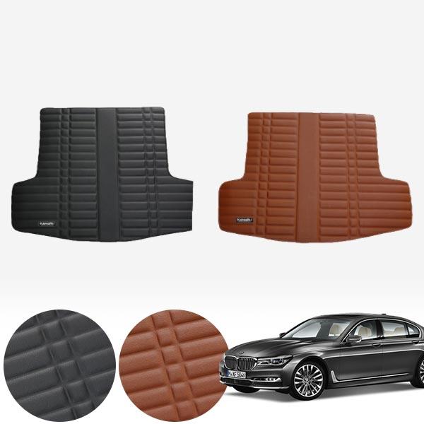 G12 롱바디 (16~현재) 가죽 트렁크 매트 PMR-007 cs06039 차량용품