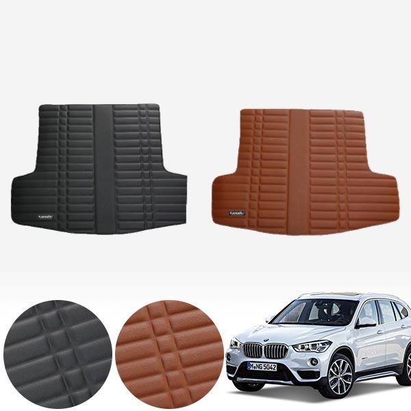 F48 (16~현재) 2열 접이식시트 X 가죽 트렁크 매트 PMR-007 cs06040 차량용품