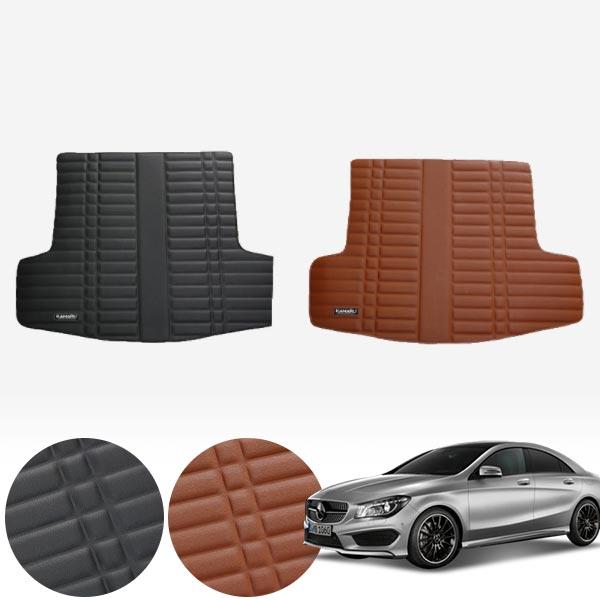 C117 (13~19) 가죽 트렁크 매트 PMR-007 cs07007 차량용품