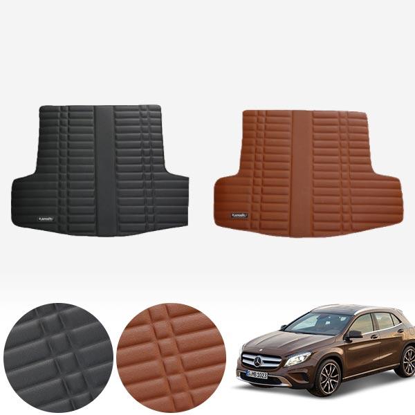 X156 (14~20) 가죽 트렁크 매트 PMR-007 cs07013 차량용품