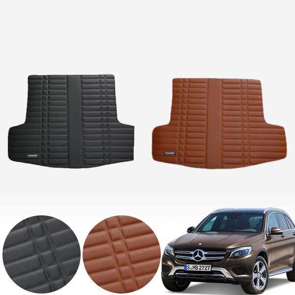 GLC 가죽 트렁크 매트 PMR-007 cs07032 차량용품