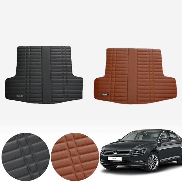 파사트GT (18~현재) 가죽 트렁크 매트 PMR-007 cs09019 차량용품