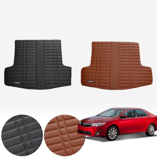 뉴 캠리 하이브리드 (12~17) 가죽 트렁크 매트 PMR-007 cs14001 차량용품