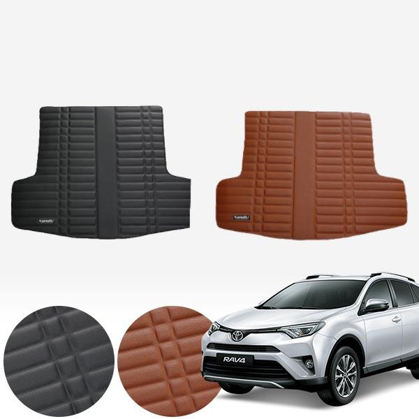 RAV4 5세대 (19~현재) 가죽 트렁크 매트 PMR-007 cs14026 차량용품