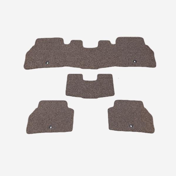 넥쏘 내츄럴 코일매트 1+2열 PMR-025 cs01074 차량용품