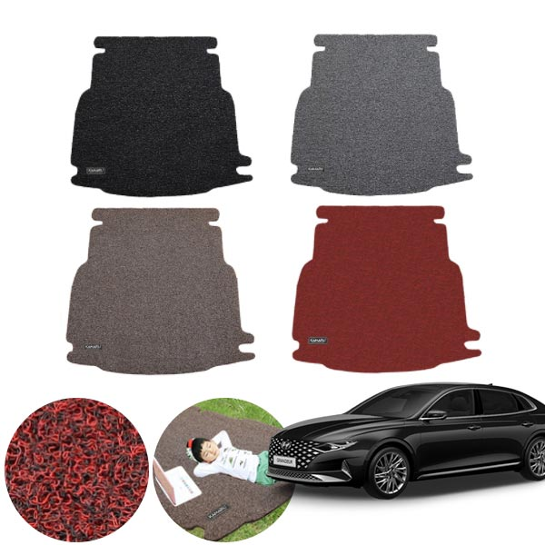 더뉴그랜저 LPG (19/11~현재) 코일 트렁크 매트 PMR-050 cs01079 차량용품