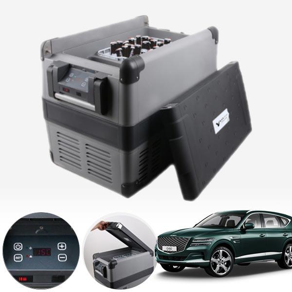 제네시스GV80 차량용 스마트디스플레이 냉동냉장고 45L PMT-2917 cs01080 차량용품