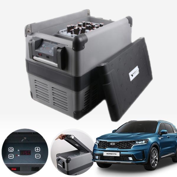 쏘렌토(MQ4)2020 차량용 스마트디스플레이 냉동냉장고 45L PMT-2917 cs02070 차량용품