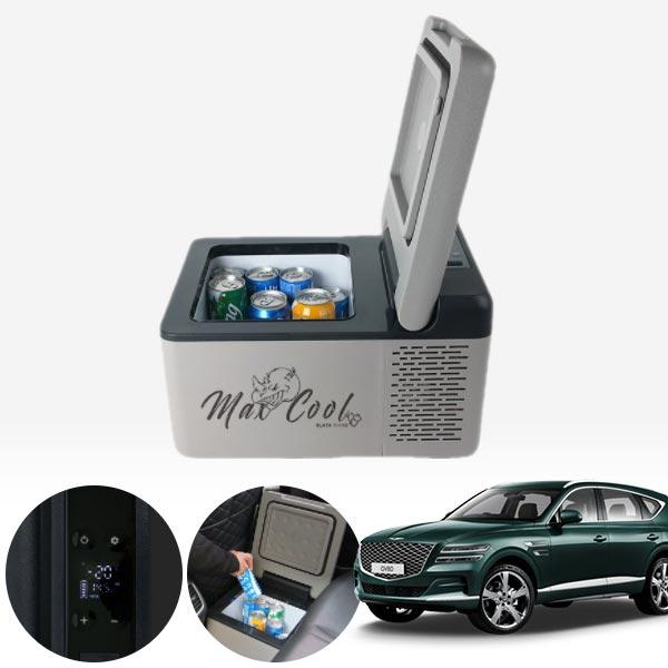 제네시스GV80 차량용 스마트디스플레이 냉동냉장고 9L PMT-3316 cs01080 차량용품