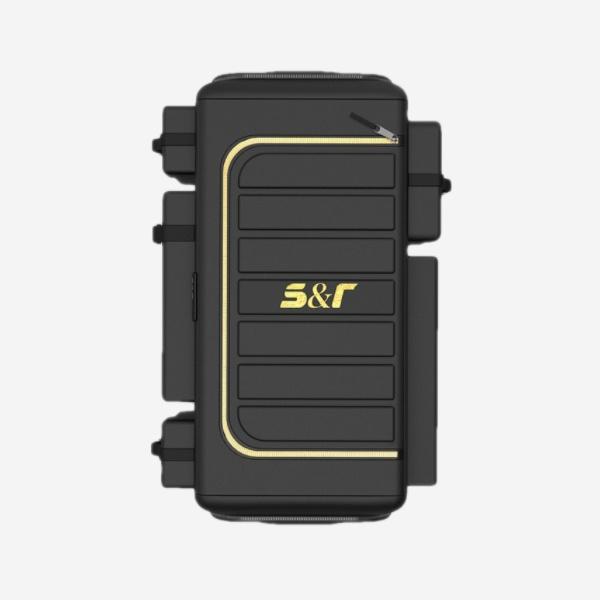 전차종공용' 대용량 접이식 트렁크정리함 특대형 70L PTK-2881 cs41001 차량용품