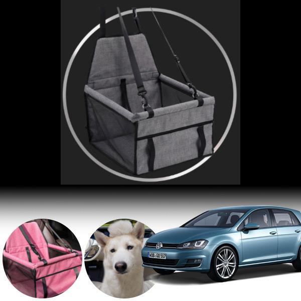 골프(7세대)(14~) 차량용 강아지 카시트  PTK-2936 cs09021 차량용품