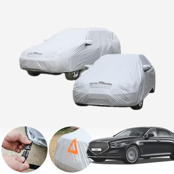 제네시스G90 (8호) 국내산 하이퀄리티 바디커버 자동차커버 PUB-0167 cs01077