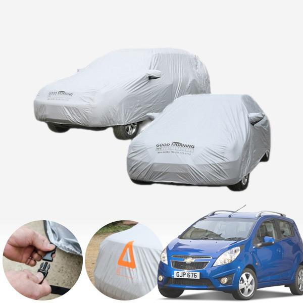 스파크 (1호) 국내산 하이퀄리티 바디커버 자동차커버 PUB-0167 cs03005