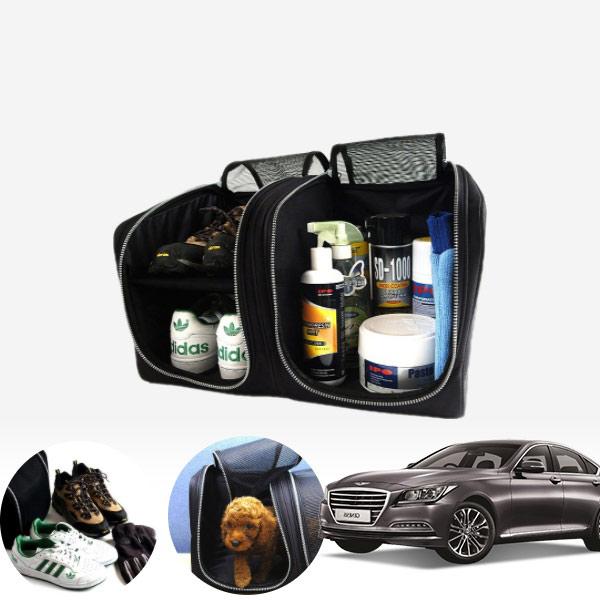 제네시스(뉴)(14~) 카이만 펑션 트렁크 수납함 PXO-2067629 cs01056 차량용품