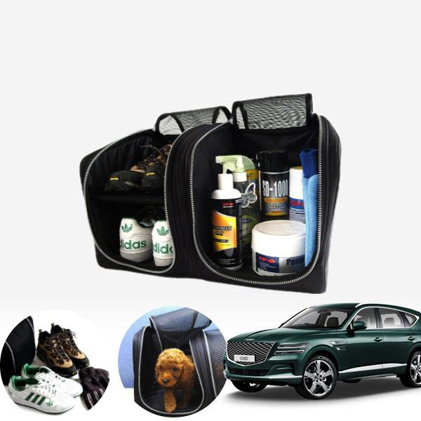 제네시스GV80' 카이만 펑션 트렁크 수납함 PXO-2067629 cs01080 차량용품