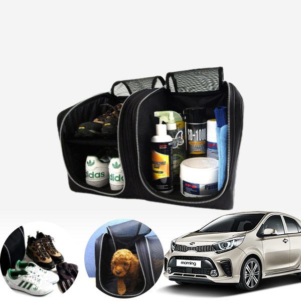 모닝(올뉴)(17~) 카이만 펑션 트렁크 수납함 PXO-2067629 cs02062 차량용품