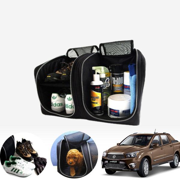 코란도스포츠 카이만 펑션 트렁크 수납함 PXO-2067629 cs04014 차량용품