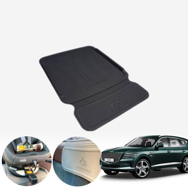 제네시스GV80' 카몽 카시트 논슬립 실리콘 패드 PXO-2100574 cs01080 차량용품