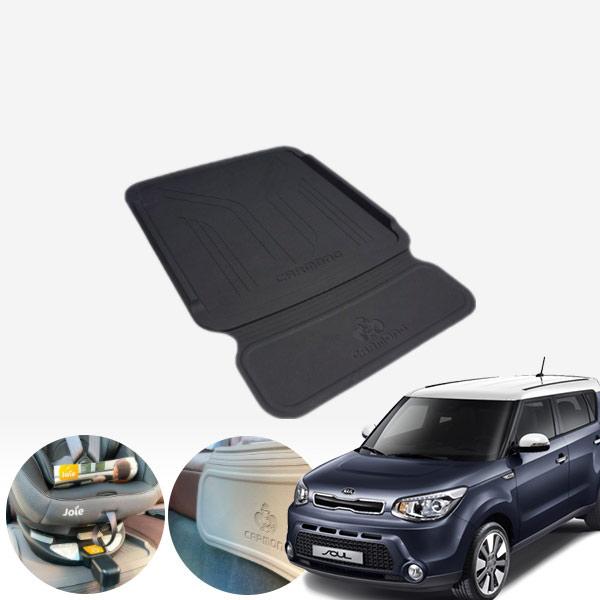쏘울(올뉴)(14~) 카몽 카시트 논슬립 실리콘 패드 PXO-2100574 cs02055 차량용품