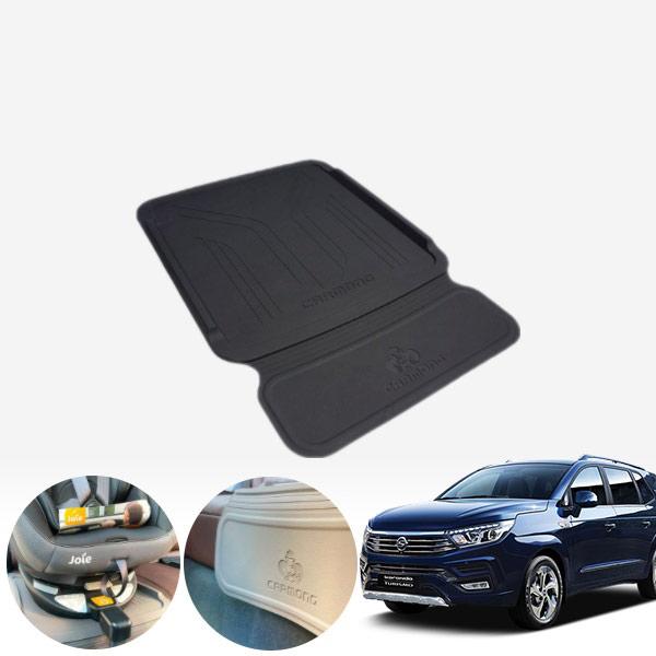 코란도투리스모 카몽 카시트 논슬립 실리콘 패드 PXO-2100574 cs04010 차량용품
