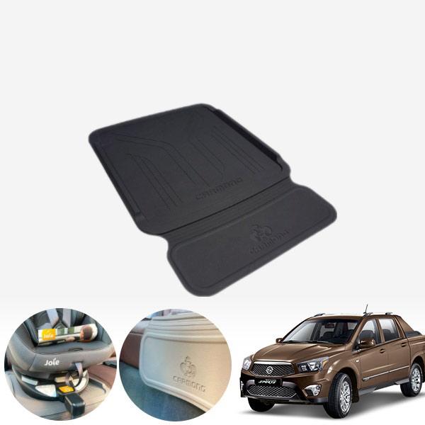 코란도스포츠 카몽 카시트 논슬립 실리콘 패드 PXO-2100574 cs04014 차량용품