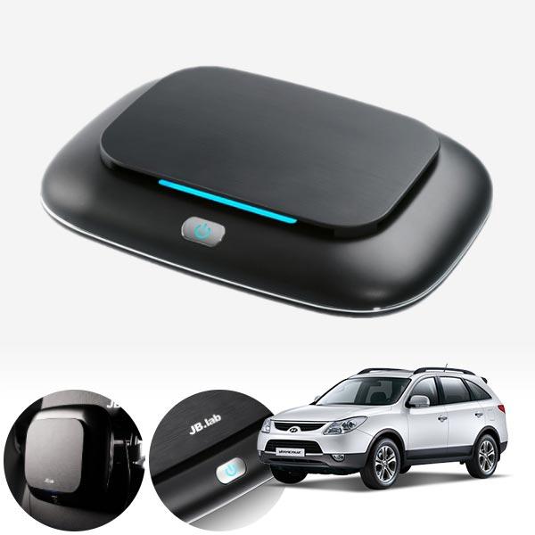 베라크루즈 브러쉬리스 저소음 공기청정기 cs01023 차량용품