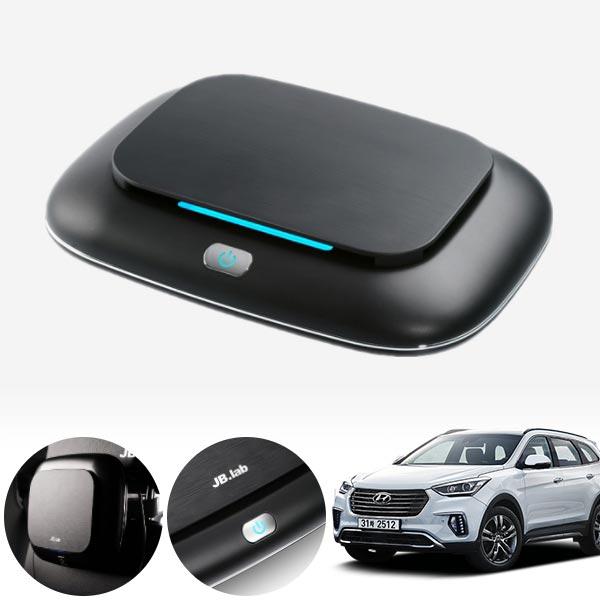 맥스크루즈 브러쉬리스 저소음 공기청정기 cs01051 차량용품