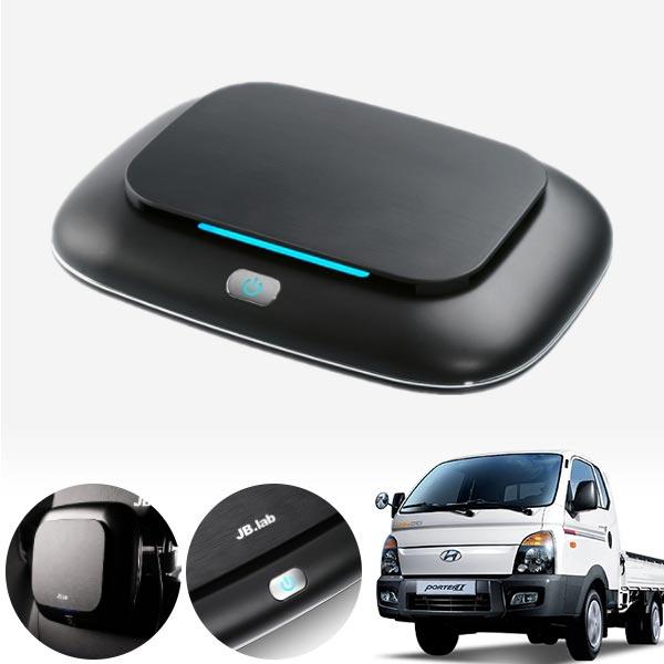 포터2(04~) 브러쉬리스 저소음 공기청정기 cs01053 차량용품