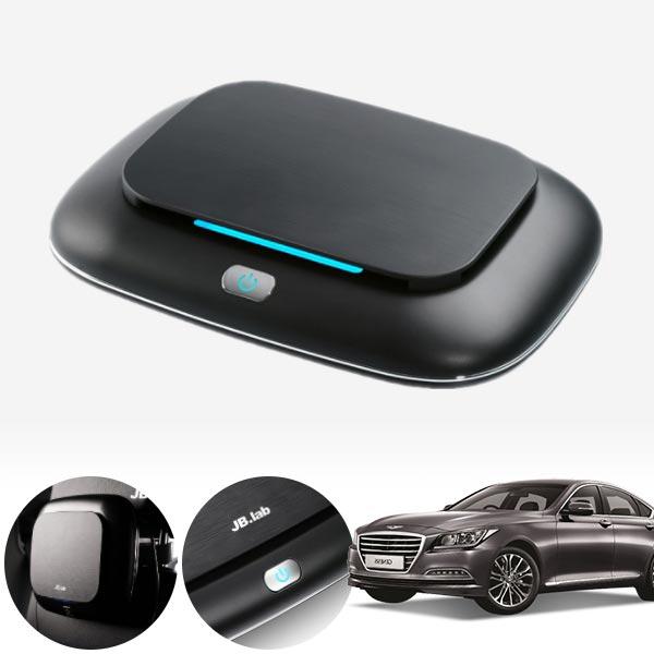 제네시스(뉴)(14~) 브러쉬리스 저소음 공기청정기 cs01056 차량용품