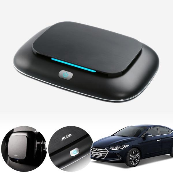 아반떼AD(15~) 브러쉬리스 저소음 공기청정기 cs01057 차량용품