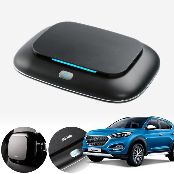 투싼(올뉴)(16~) 브러쉬리스 저소음 공기청정기 cs01058 차량용품