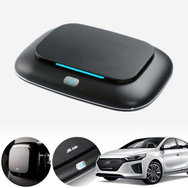 아이오닉 브러쉬리스 저소음 공기청정기 cs01061 차량용품