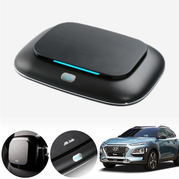 코나 브러쉬리스 저소음 공기청정기 cs01067 차량용품