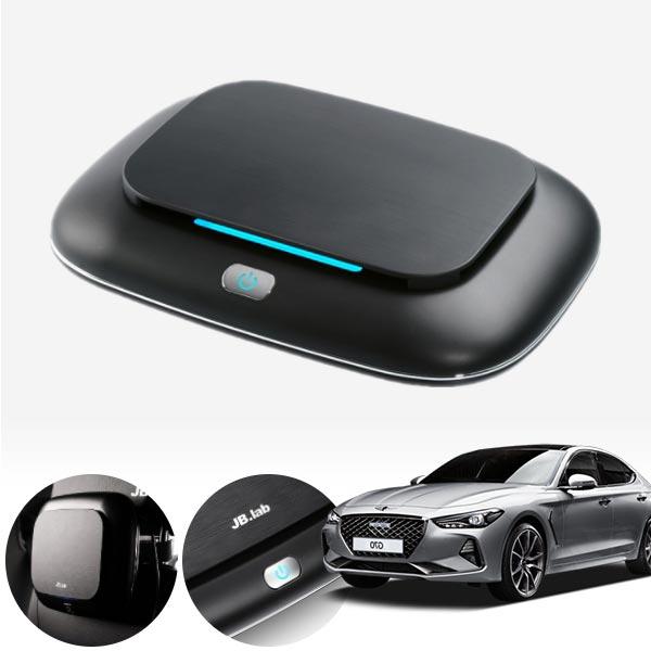 제네시스G70 브러쉬리스 저소음 공기청정기 cs01068 차량용품