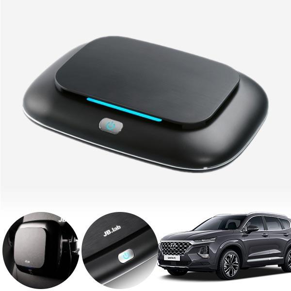싼타페TM(18~) 브러쉬리스 저소음 공기청정기 cs01069 차량용품