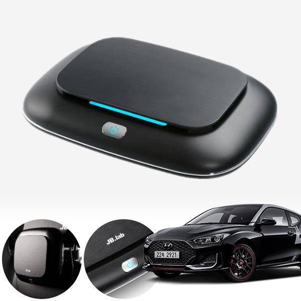 벨로스터N 브러쉬리스 저소음 공기청정기 cs01070 차량용품
