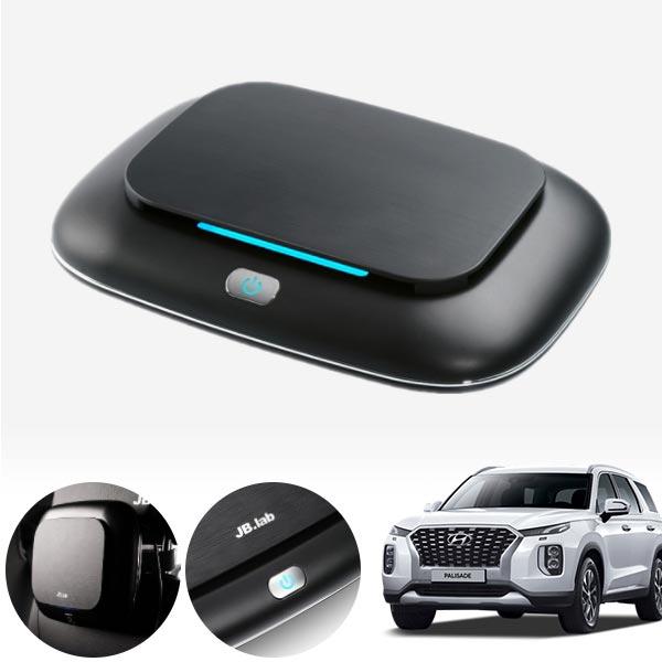 팰리세이드 브러쉬리스 저소음 공기청정기 cs01075 차량용품