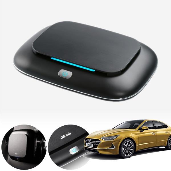 쏘나타DN8 브러쉬리스 저소음 공기청정기 cs01076 차량용품