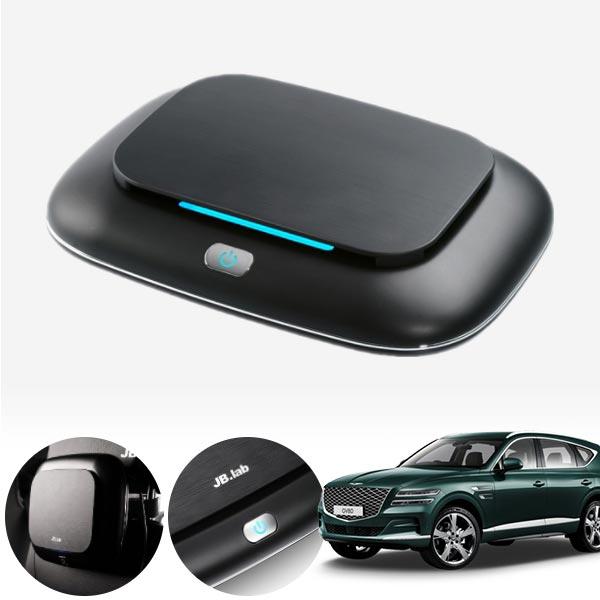 제네시스GV80 브러쉬리스 저소음 공기청정기 cs01080 차량용품