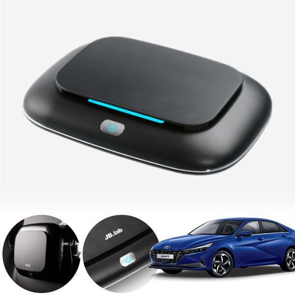 아반떼CN7 브러쉬리스 저소음 공기청정기 cs01081 차량용품