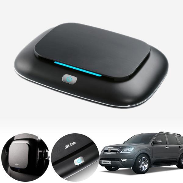 모하비 브러쉬리스 저소음 공기청정기 cs02034 차량용품