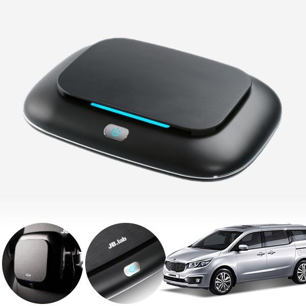 카니발(올뉴)(14~) 브러쉬리스 저소음 공기청정기 cs02051 차량용품