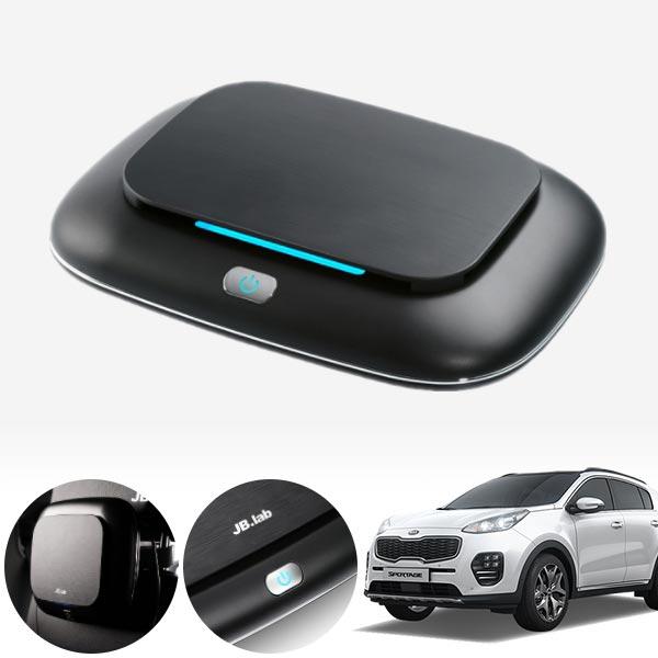 스포티지QL(16~) 브러쉬리스 저소음 공기청정기 cs02056 차량용품