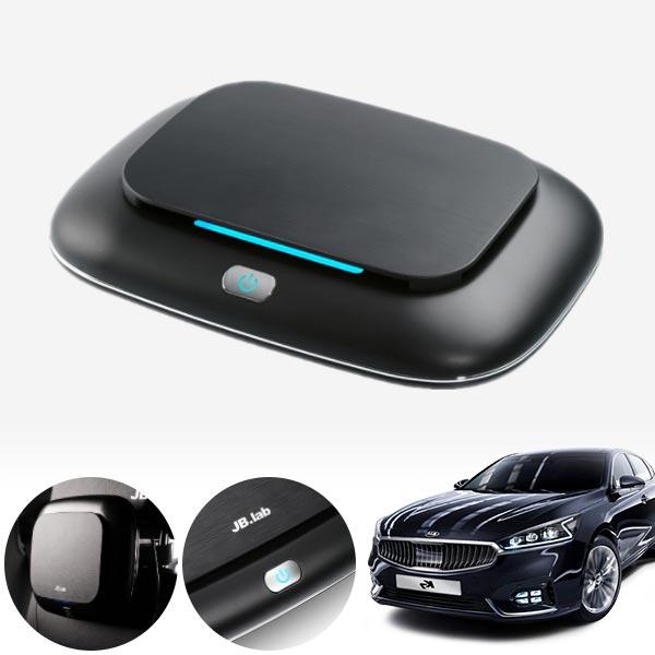 K7(올뉴)(16~) 브러쉬리스 저소음 공기청정기 cs02058 차량용품